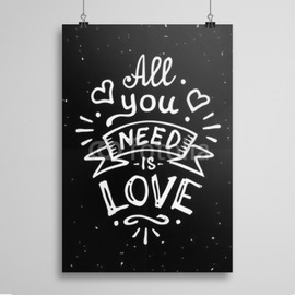 Poster AllYouNeed