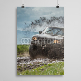 Poster Offroad