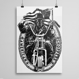 Poster American Choppers