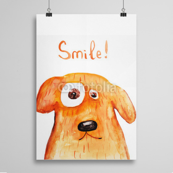 Poster Smile!