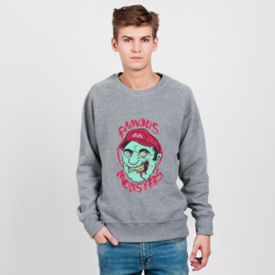 Bluza męska Famous monsters