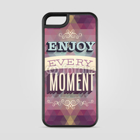 Etui na iPhone 5/5s/5SE Enjoy every moment
