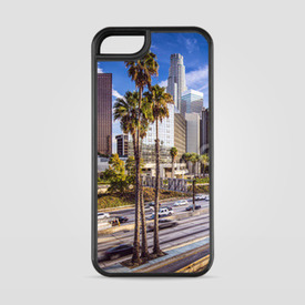 Etui na iPhone 5/5s/5SE Downtown Los Angeles, California
