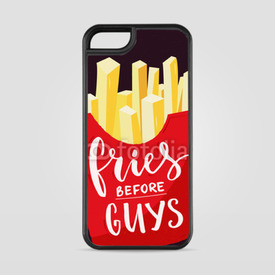 Etui na iPhone 5/5s/5SE Fries before guys.