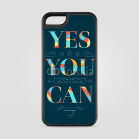 Etui na iPhone 5/5s/5SE Yes, you can