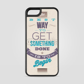 Etui na iPhone 5/5s/5SE Motivating Quotes. Typographical vector design
