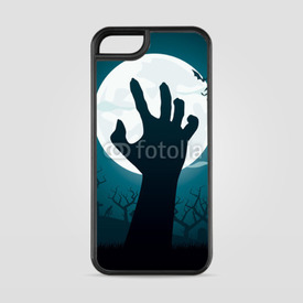 Etui na iPhone 5/5s/5SE Zombies