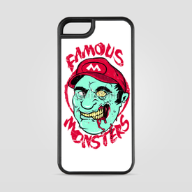 Etui na iPhone 5/5s/5SE Famous monsters