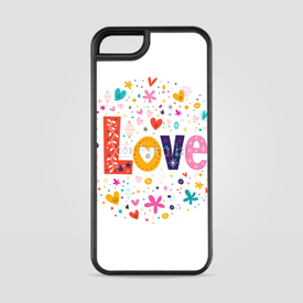 Etui na iPhone 5/5s/5SE Słodkie love