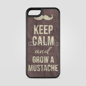 Etui na iPhone 5/5s/5SE Grow a mustache