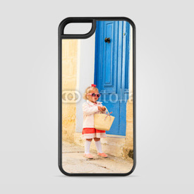 Etui na iPhone 5/5s/5SE Spacer po ulicach Malty