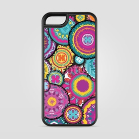 Etui na iPhone 5/5s/5SE Moroccan vector pattern