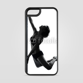 Etui na iPhone 5/5s/5SE Tancerka pole dance
