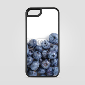 Etui na iPhone 5/5s/5SE border from ripe washed blueberries