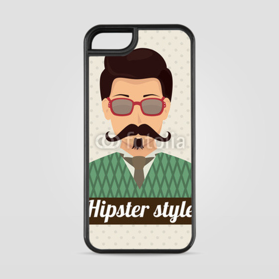 Etui na iPhone 5/5s/5SE Hipster