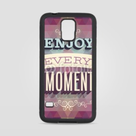 Obudowa na Samsung Galaxy S5 Enjoy every moment