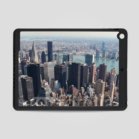 Obudowa na iPad Air Manhattan z lotu ptaka