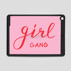 Obudowa na iPad Air Girl gang