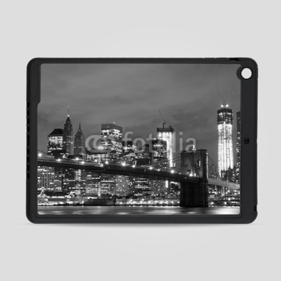 Obudowa na iPad Air Brooklyn Bridge and Manhattan