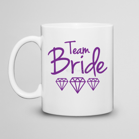 Kubek do herbaty Team Bride