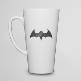 Kubek do kawy latte Batman
