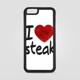 Obudowa na iPhone 6/6s I love steak
