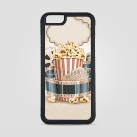 Obudowa na iPhone 6/6s Retro popcorn