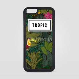Obudowa na iPhone 6/6s TROPIC