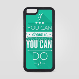Obudowa na iPhone 6/6s You can do it