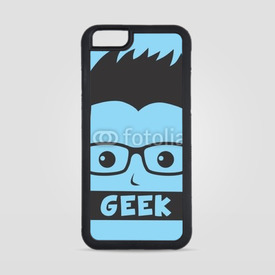 Obudowa na iPhone 6/6s Geek