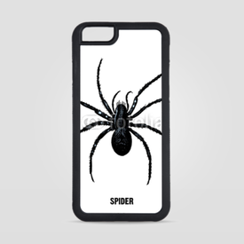 Obudowa na iPhone 6/6s Engraving vintage Spider