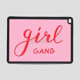 Obudowa na iPad Air 2 Girl gang