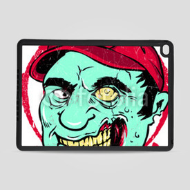 Obudowa na iPad Air 2 Famous monsters