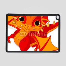 Obudowa na iPad Air 2 Baby dragon