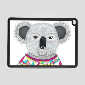 Obudowa na iPad Air 2 Hipsterski koala