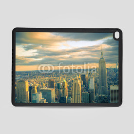 Obudowa na iPad Air 2 New York City wieczorem