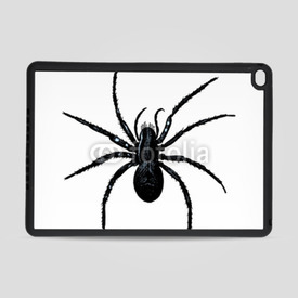Obudowa na iPad Air 2 Engraving vintage Spider