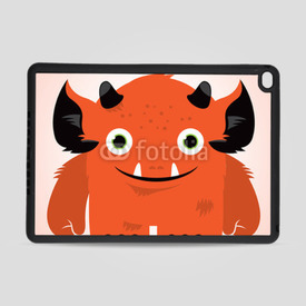 Obudowa na iPad Air 2 Cute monster