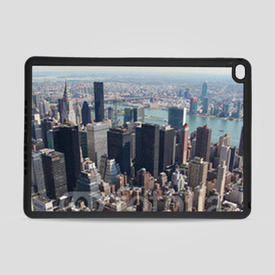 Obudowa na iPad Air 2 Manhattan z lotu ptaka