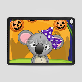 Obudowa na iPad Air 2 Koala na Halloween