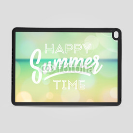 Obudowa na iPad Air 2 Happy summer time