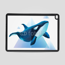 Obudowa na iPad Air 2 Orca Decor
