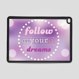 Obudowa na iPad Air 2 Follow your dreams