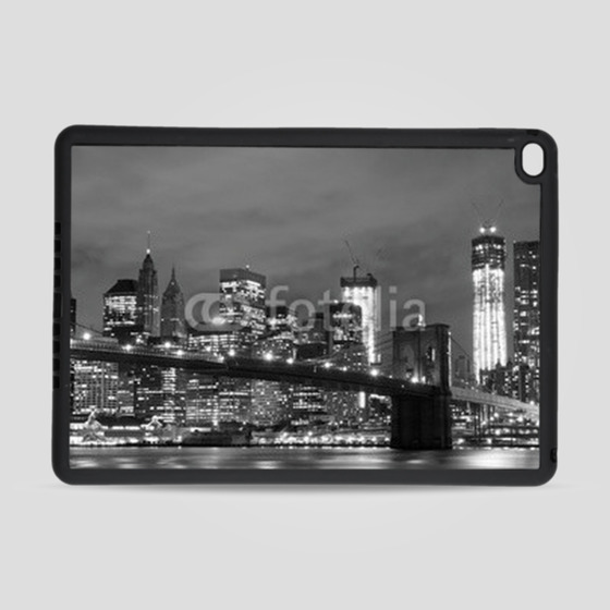 Obudowa na iPad Air 2 Brooklyn Bridge and Manhattan