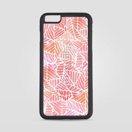 Etui na iPhone 6 Plus Pastelowa abstrakcja
