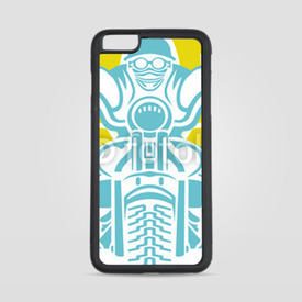 Etui na iPhone 6 Plus/6s Plus Motocyklista