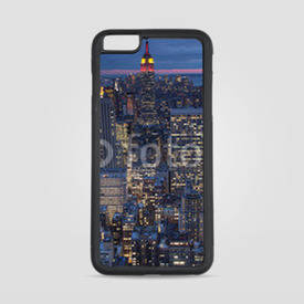 Etui na iPhone 6 Plus/6s Plus Noc na Manhattanie