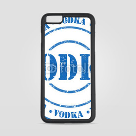 "Etui na iPhone 6 Plus/6s Plus pieczątka ""Vodka"""