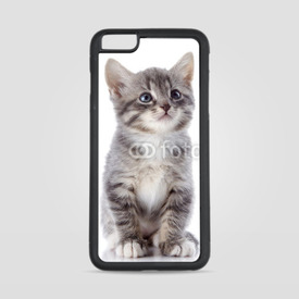 Etui na iPhone 6 Plus/6s Plus Szary kotek