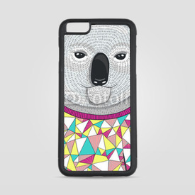 Etui na iPhone 6 Plus/6s Plus Hipsterski koala